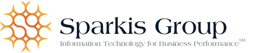 Sparkis Group Logo - Information Technology for Business Performance